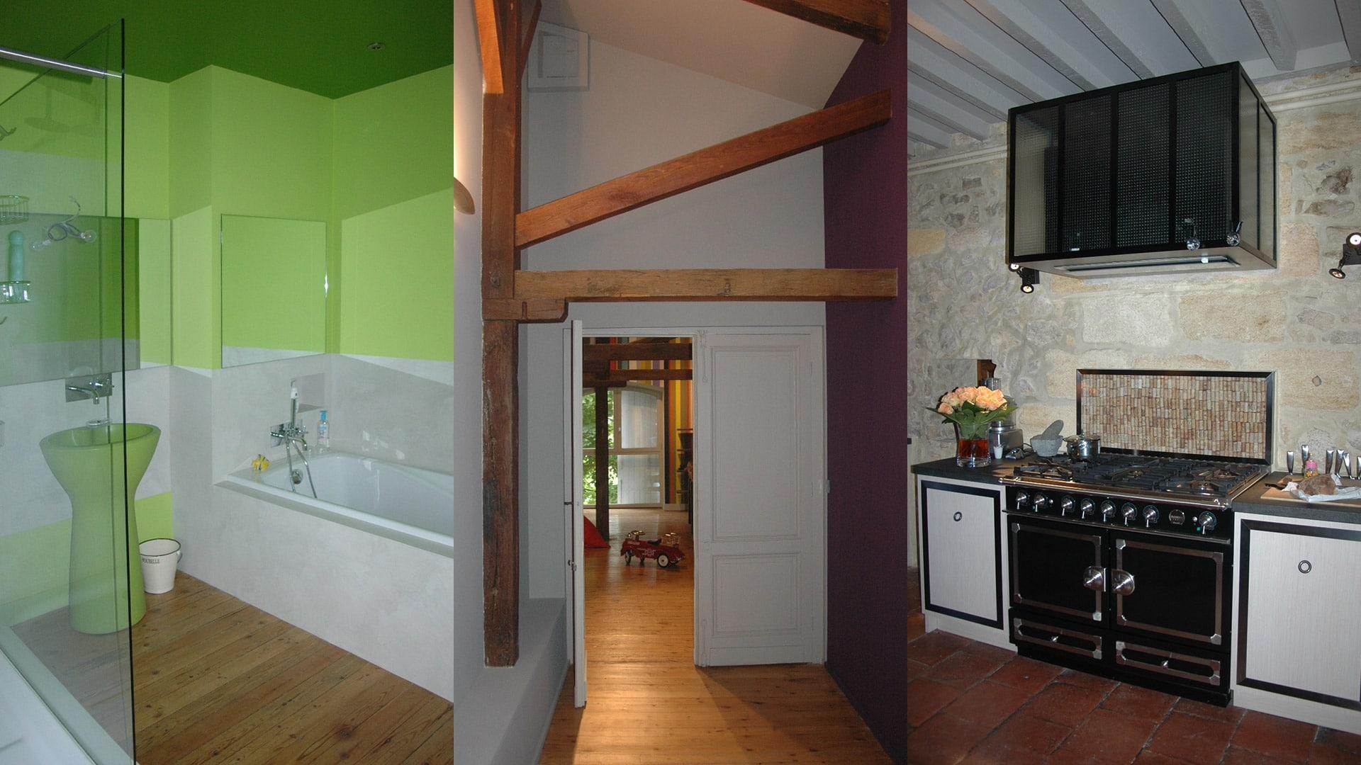 Architecture intérieure et rénovation d\'une maison ...