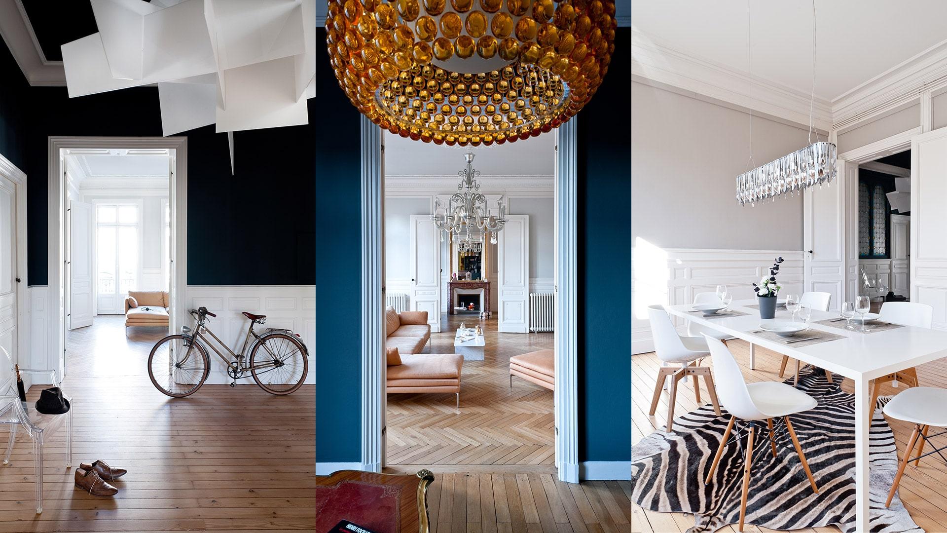 Architecte Interieur Bordeaux architecture interieure pour un appartement haussmannien à